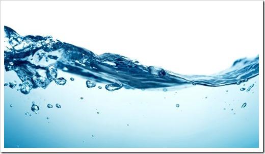 Чистая вода – основной залог красоты