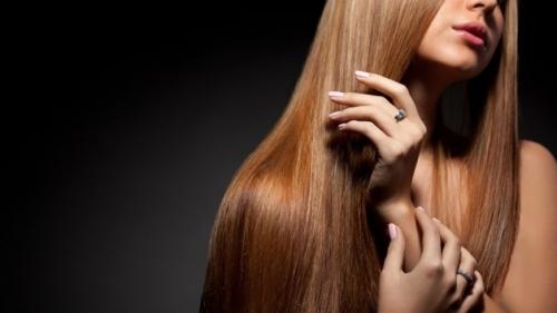 волосы после кератинового выпрямление