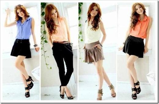 Как одеваться невысоким женщинам