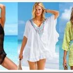 Модные новинки пляжной одежды 2017 года