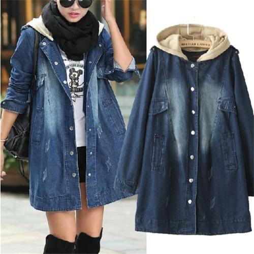 длинная куртка