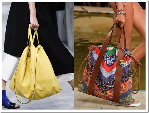 Сумки-баулы и сумки-мешки