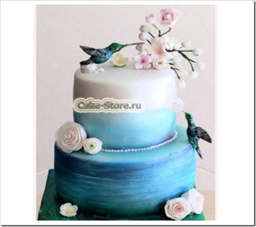 Необычные торты на заказ в Москве от Cake-Store.ru