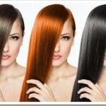 брендовые краски для волос
