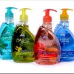 Что потребуется для приготовления жидкого мыла?