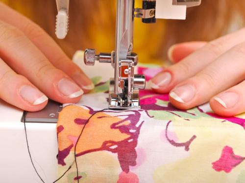 как научиться шить