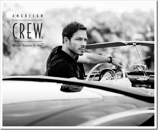 American Crew: мужской подход к стилю
