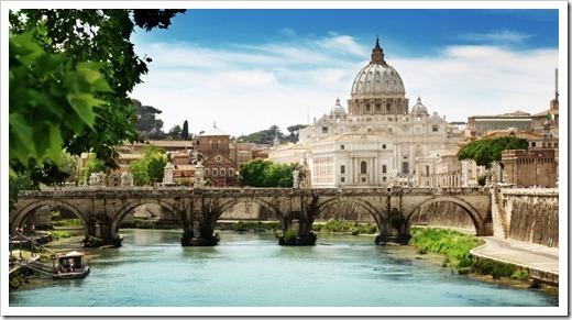 Италия – сапог, который следует проохать вдоль, а не поперёк