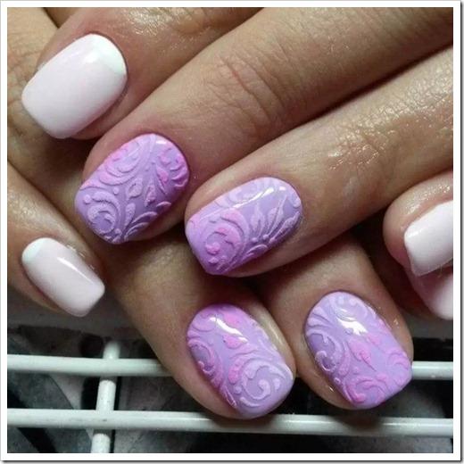 Выполнение подготовки ногтевой пластины