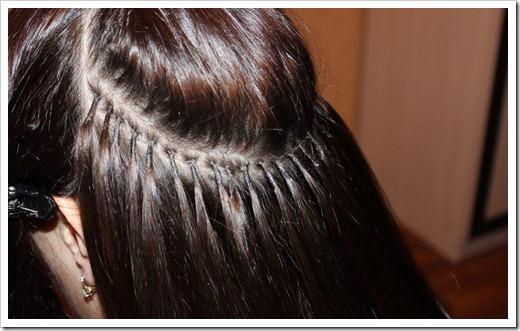 Наиболее популярные способы наращивания волос.