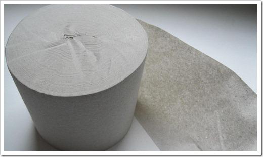 Применение натуральной целлюлозы для производства туалетной бумаги