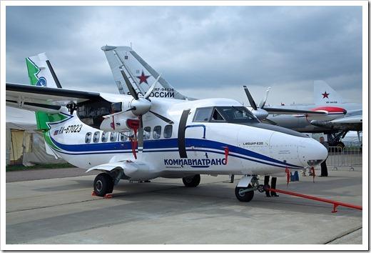 Ил-410: сверхнадёжная машина