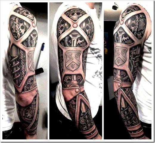 Стиль татуировки и значение