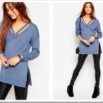 Оптимальные сочетания платья-туники