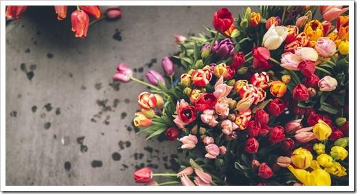Доставка цветов: настоящий сюрприз!
