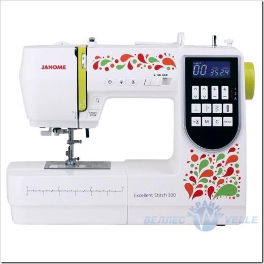 Особенности современных швейных машинок Janome