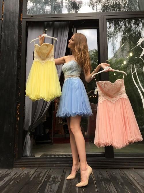 Как взять платье на прокат