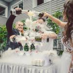 Как организовать шоу барменов на свадьбе