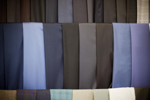 Виды костюмных тканей