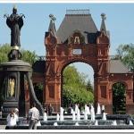 Главные достопримечательности города Краснодар