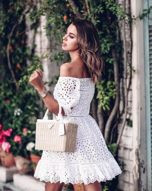 Какие летние платья в моде