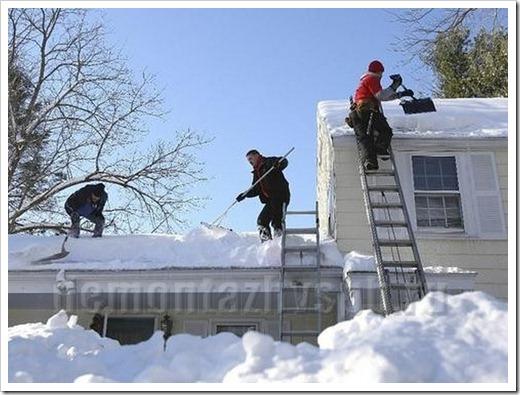 Автоматизированная чистка: удаление снега с участка