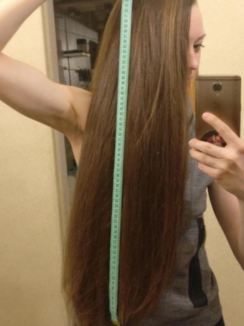 Какой длины волосы можно продать