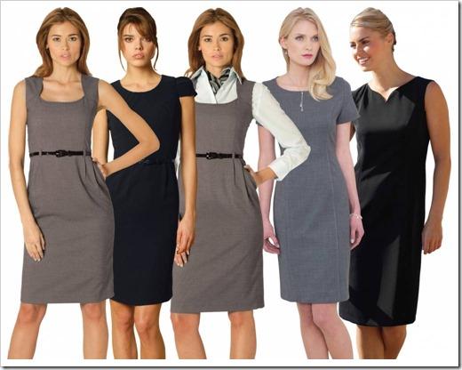 Аксессуары компенсируют сдержанность в одежде