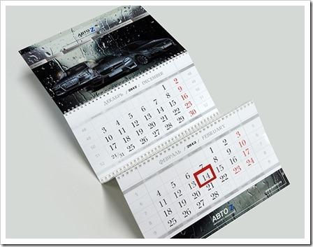 Типы календарей: многообразие и стиль