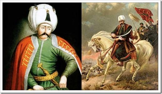 Жестокий султан Османской империи — Грозный Явуз